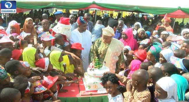 Be Close To God, Osun First Lady Tells Children
