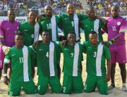 Nigeria Drawn In Group B For Beach Soccer World Cup