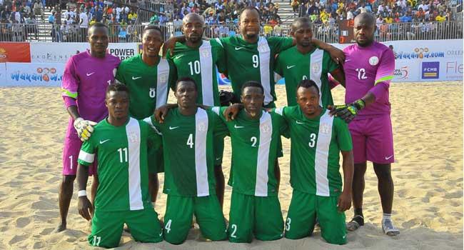 AFCON Beach Soccer: CAF Officials, Teams Arrive Nigeria