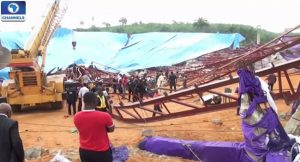 NSE, SON, building collapse, Akwa Ibom