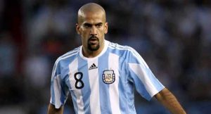 Veron Returns To The Pitch With Estudiantes