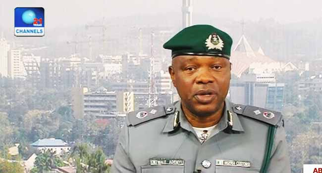 Customs Explains Duty Charges On Imported Vehicles