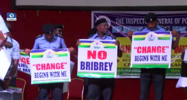 Imo Police Command Launches 'Change Begins With Me' Campaign