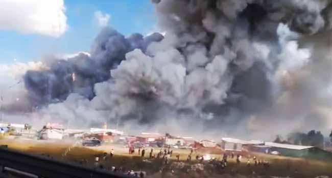 Blast Hits Key Tribal Leader's Mosque In Benghazi