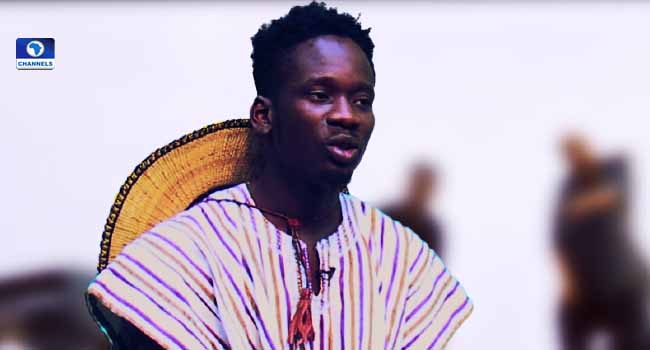 Music Was The Least I Was Interested In -Mr Eazi