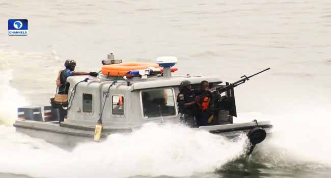 Navy Arrests Five Suspected Oil Thieves In Akwa Ibom