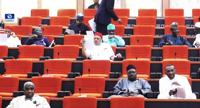 Senate To Probe Allegations Against Saraki, Dino Melaye