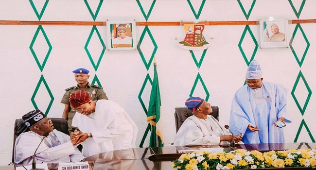 APC Southwest Leaders Hold Talks In Oyo State