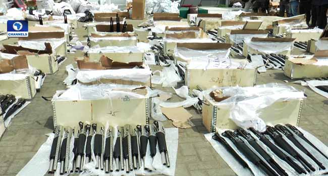Illegal Importation Of Arms: FG Arraigns Five