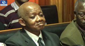 Adeniyi Ademola, Court, Joe Agi, Olabowale Ademola
