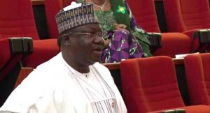 Ahmed Lawan Named Senate Leader