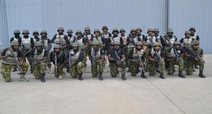 Nigerian Air Force Engages Personnel In Combat Sports