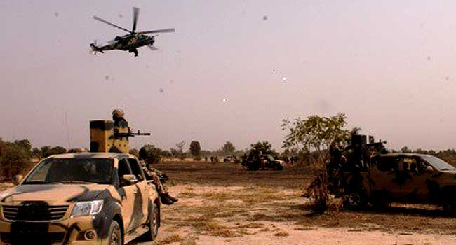 Video: Air Force Begins Aerial Patrol Of Sambisa, Southern Kaduna