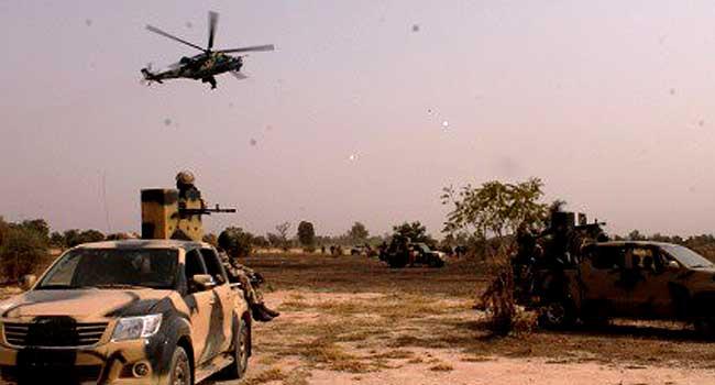 Video: Air Force Begins Aerial Patrol Of Sambisa, Southern Kaduna