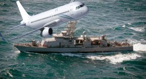 airline and shipping line floating plan underway in cross river
