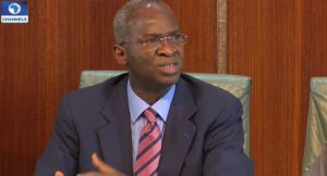 Power Supply: Babatunde Fashola Tasks Stakeholders On Efficiency