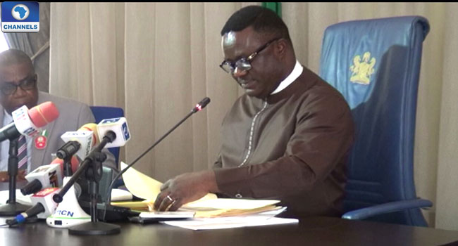 Ayade Offers 1million Naira For Information On Kidnappers