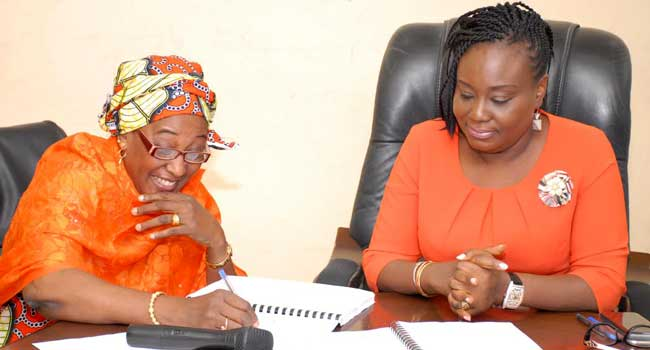 Jamila Shu'ara Appointed Permanent Secretary In Education Ministry
