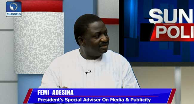 Change Will Be Evident Before 2017 Ends – Femi Adesina
