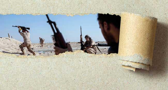 The Secret War In Libya