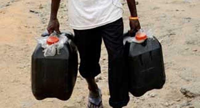 NSCDC Arrests Suspect, Raises Alarm Over Kerosene Adulteration