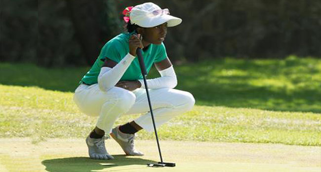 Young Nigerian Golfer Makes History, Listed For LPGA Qualifiers In Bahamas