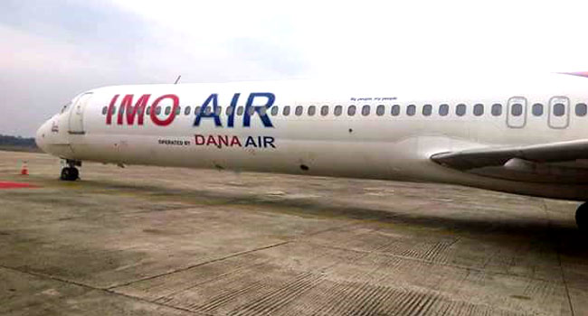 Imo Air: Imo Govt. Floats Airline, Says It Will Boost State's Economy