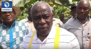IFAD President Advocates Right Policies For Agric Development