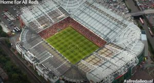 Manchester United To Improve Stadium For Physically Challenged
