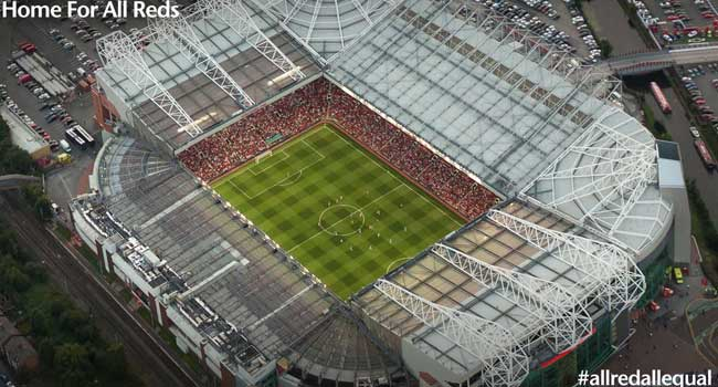 Man United To Improve Stadium For Physically Challenged Fans