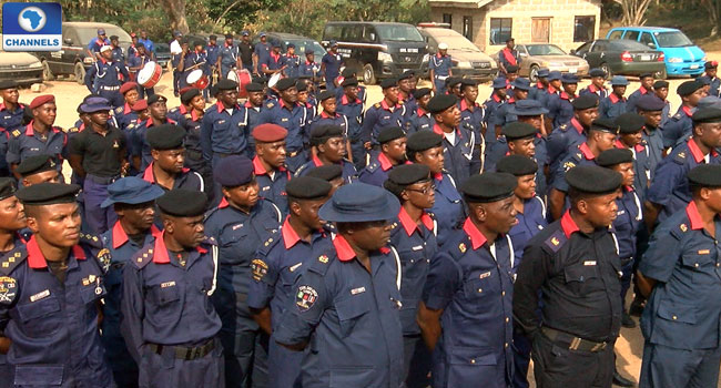 Foiled Suicide Mission: NSCDC Operatives Get Cash Reward
