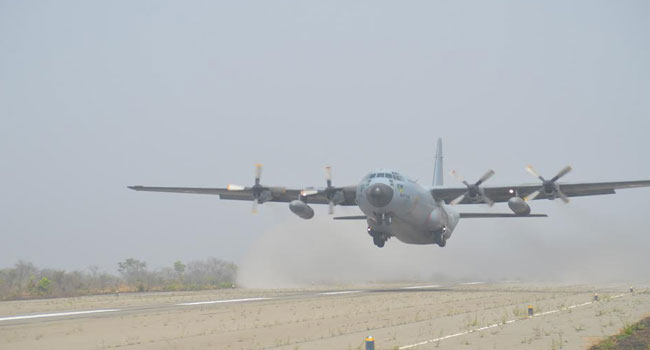 Nigerian Air Force To Establish Combat Search Unit In Plateau