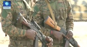 Nigerain Army Demotes Officers Involved In Assault