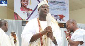 ooni of ife adeyeye ogunwusi targets more tourists attraction in Osun