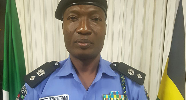 IGP Appoints Jimoh Moshood As New Police PRO