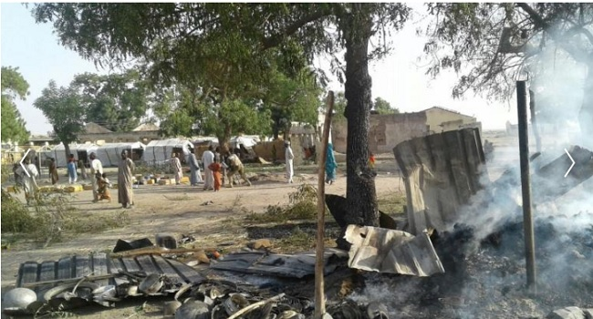 Why Nigerian Military Bombed Rann IDP Camp Killing Scores - Defence Headquarters