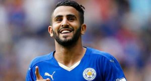CAF Awards: Mahrez Is Africa's Best Footballer In 2016