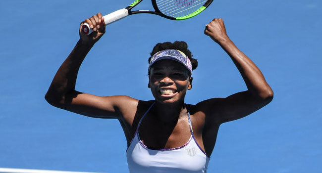 Australian Open: Venus And Vandeweghe Advance To Semis