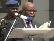 Senate To Screen Walter Onnoghen on March 1
