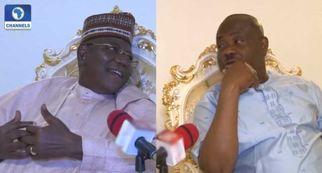 Former Ministers Visit Wike, Seek PDP's Unity