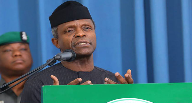 Guinea-Bissau: Osinbajo Supports ECOWAS-led Mediation Process