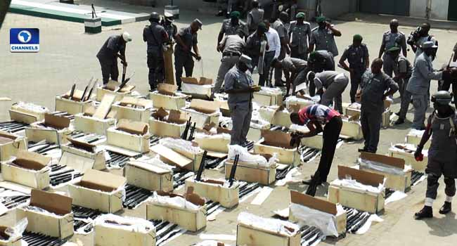 CACOL Seeks Strengthened Borders, Prosecution Of Arms Smugglers