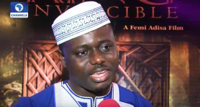 Femi Adisa's Epic Movie 'King Invisible' Premieres In Lagos