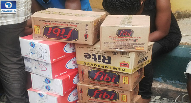 Police Arrest Female Suspect Who Cleans Expiry Date On Food Products