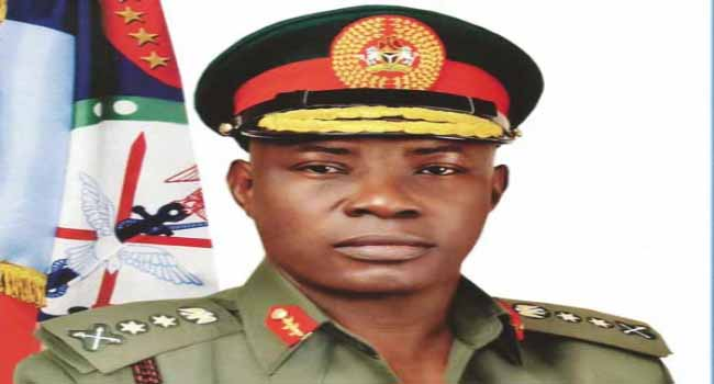 Defence Chief Visits Southern Kaduna, Preaches Tolerance