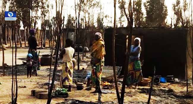 Victims Of Benue Herdsmen Attacks Cry For Help