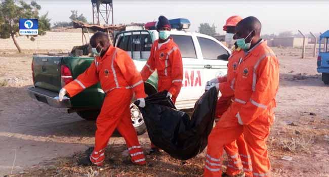 Four Killed In Twin Suicide Bombing In Maiduguri