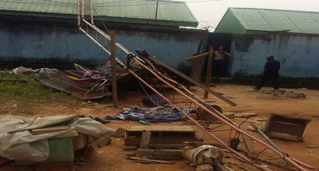 Rain, Thunderstorm Kill One, Leave Two In Critical Condition In Port-Harcourt