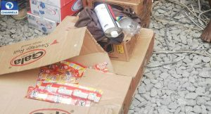 wiping expiry date and repackaged food products