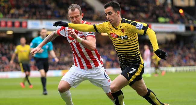 Stoke End Winless Run, As Arsenal Make Stunning Comeback